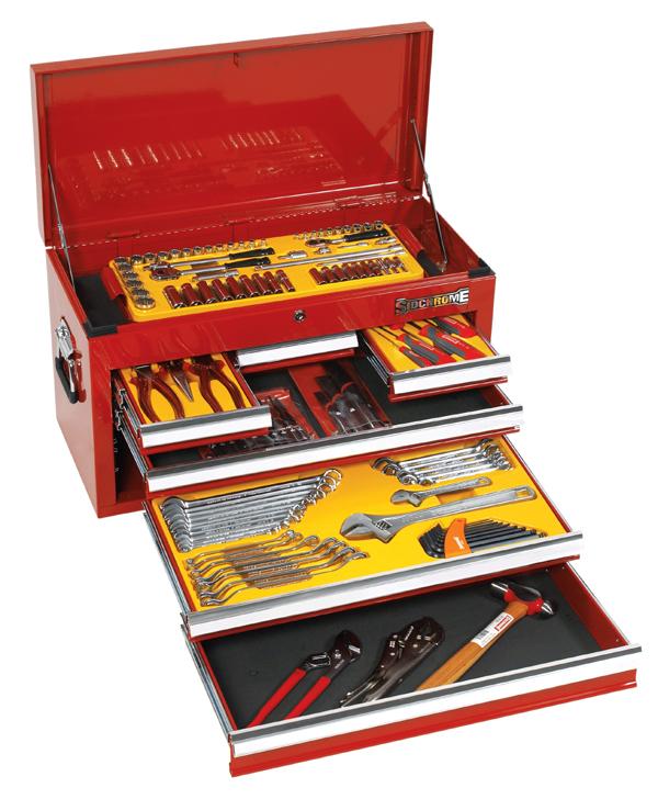 NEW All Metric Tool Kit