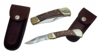 4'' Lock Knife & Pouch