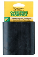 Overstrike Protector for wooden handles