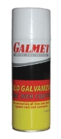 Galmet Cold Galvanizing - Click for more info