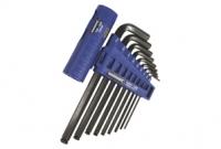 Kincrome Hex Key Set Turbo Bar 9P Af