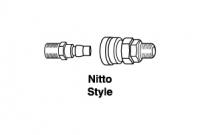 Supatool 1|4 Nitto Style Male Plug