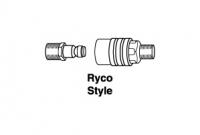 Supatool 1|4 Ryco Style Female Coupl