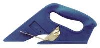 Blue Foam Back Carpet Cutter