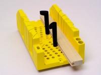 Mitre Box - Plastic - Clamping